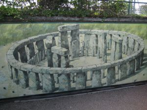 Stonehenge Reconstruction by Wilhemy
