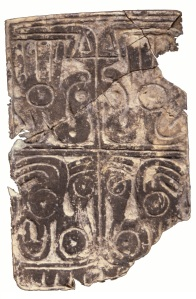 Art from ancient Ohio - Gaitskill Clay Tablet