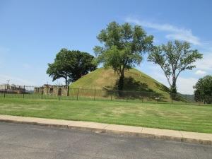 Grave Creek Mound, Moundsville, W. Virginia