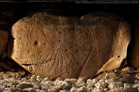 Knowth Kerbston 15. Photo by Ken Williams.